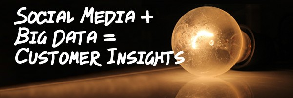 Social Media and Big Data Can Drive Customer Insights