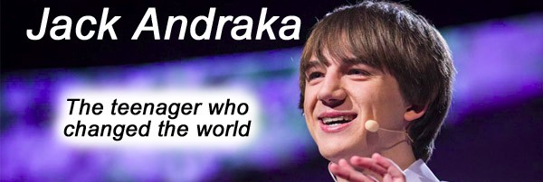 How a 15-year old changed the world and how you can, too