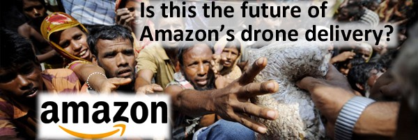 Can Jeff Bezos and Amazon.com save the world?