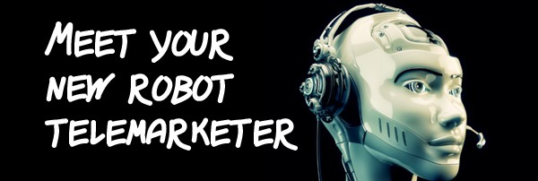 Robot Marketing: A Scary Glimpse of the Future?